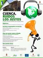 Cuenca: ruidos los justos