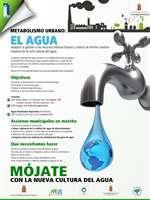 Metabolismo urbano: el agua